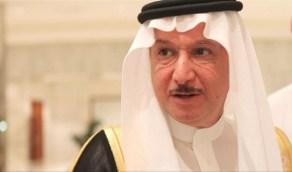 العثيمين يندد بالهجوم الحوثي اتجاه الرياض