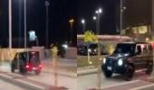 شاهد.. السويكت يقود سيارته بسرعة هائلة عقب هزيمة النصر