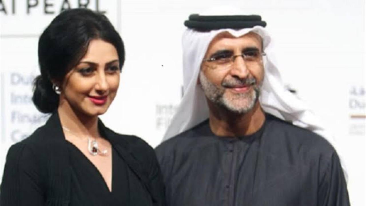 هيفاء حسين تعلن وفاة والدة زوجها حبيب غلوم