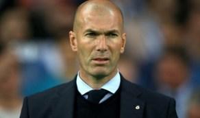 حسم مصير زيدان من الرحيل عن ريال مدريد