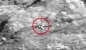 فيديو يوثق تدمير التحالف لـ طائرة مفخخة قبل إطلاقها من اليمن