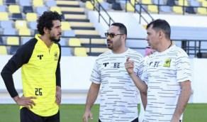 مدرب الاتحاد يناقش سلبيات القادسية لمعالجتها في المباراة القادمة