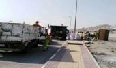 سبب إغلاق 9 عربات للفود ترك ومصادرة 4 مولدات