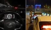 القبض على سائق قاد المركبة بسرعة عالية جدًا بالطائف