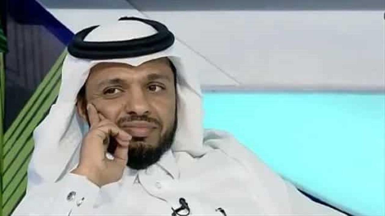 """المريسل يوجه رسالة لـ""""الاتحاد"""" قبل مواجهة الهلال"""