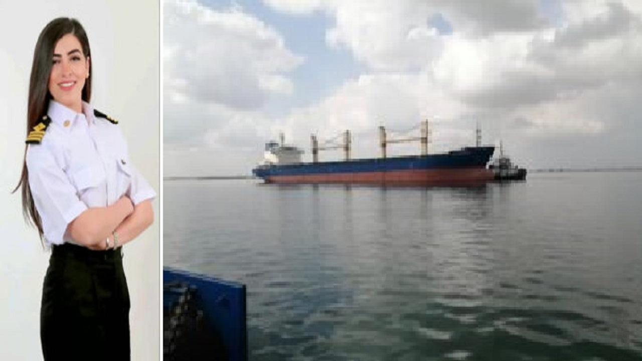 من هي مروة السلحدار وحقيقة قصتها مع سفينة قناة السويس