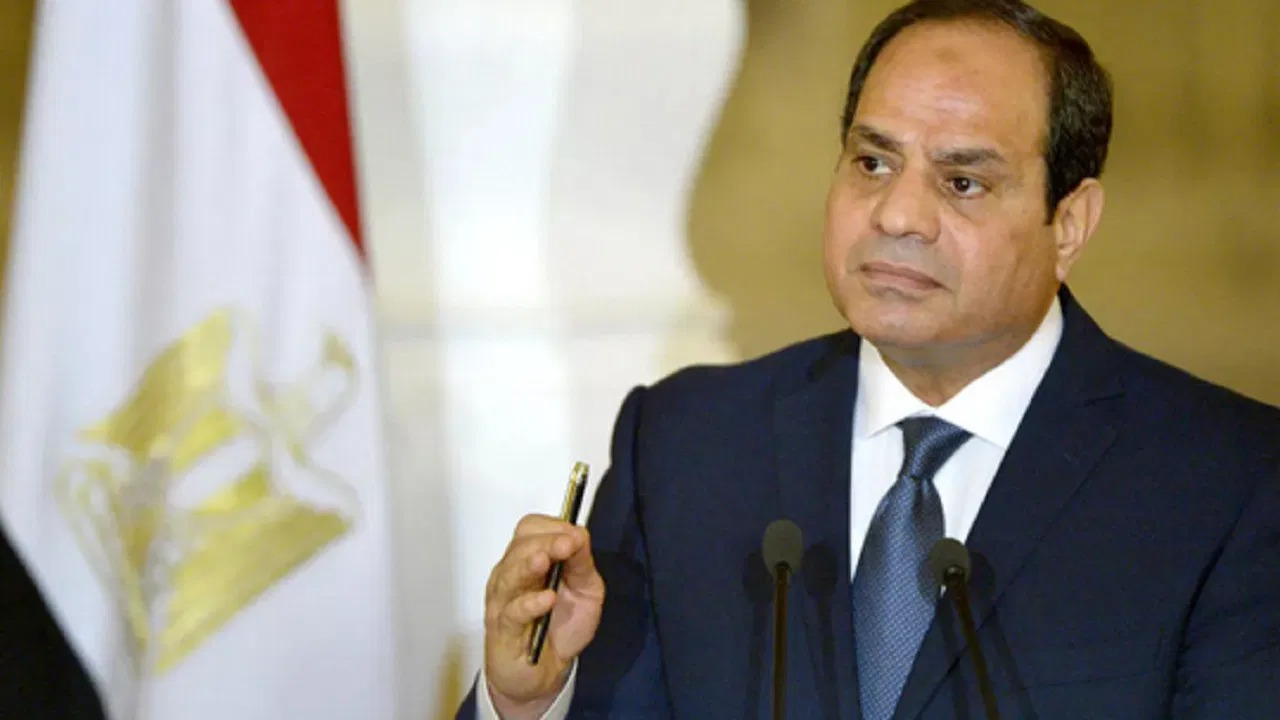 السيسي يشدد: أمن الخليج جزء لا يتجزأ عن الأمن القومي المصري