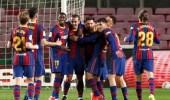 نجوم برشلونة يطالبون باستمرار كومان مع الفريق لمدة موسم آخر