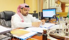 بالصور.. الاحتفال بترقية رئيس وحدة خدمات المستفيدين بمكتبة الملك سلمان إلى المرتبة الـ11