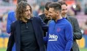 بويول يتوقع استمرار ميسي مع برشلونة