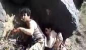 شاهد.. أطفال تقاتل في صفوف الحوثي باليمن