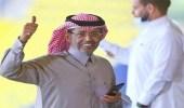 الصرامي يقترح ترؤس بغلف للنادي الأهلي