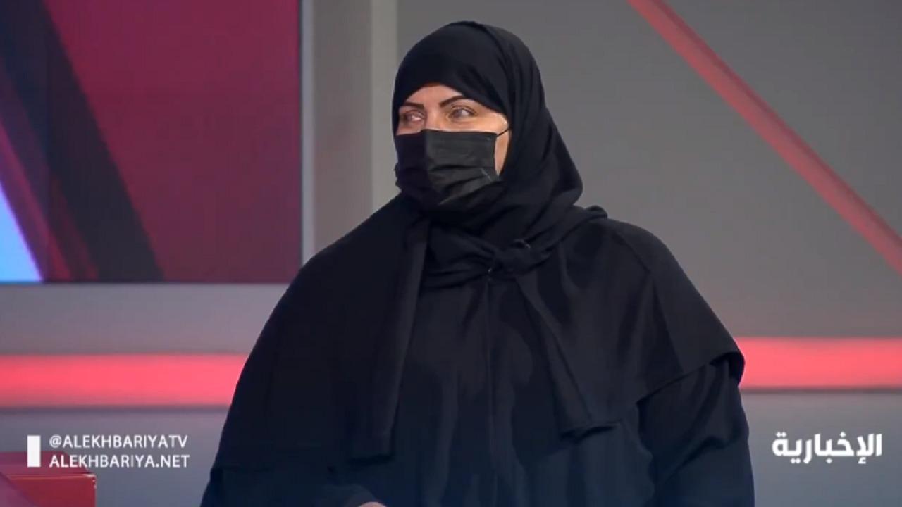 شاهد.. قصة مواطنة فقدت بصرها بسبب منظف حبيبات الفلاش