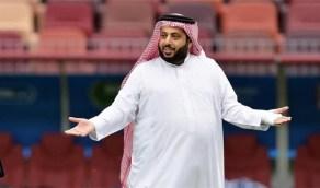 تركي آل الشيخ يرد على مغرد انتقده بسبب الأهلي