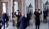 شاهد.. نائب تونسي يصفع زميلته تحت قبة البرلمان