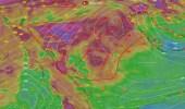 «المسند» يوضح أركان تشكل الغبار والعواصف الغبارية