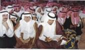 صورة قديم للملك سلمان في ملتقى الشعر الشعبي قبل 44 عاما