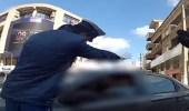 شاهد سائق يدهس شرطيًا أثناء تأدية عمله