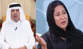 شاهد.. مدني رحيمي لأم سعود الخطابة: أبغى أخطب من الإمارات