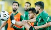 الأخضر يبحث عن الصدارة الآسيوية في مواجهة فلسطين