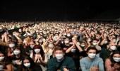 حفل موسيقي ضخم في برشلونة لاختبار التدابير الصحية