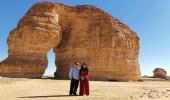 بالصور.. السفير الصيني يكشف عن تشابه الطبيعة في المملكة وبلاده