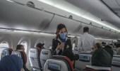 وفاة مواطن على متن طائرة إثر إصابته بأزمة قلبية