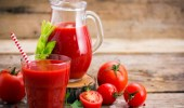 فوائد مذهلة لتناول عصير الطماطم لمرضى ضغط الدم المرتفع