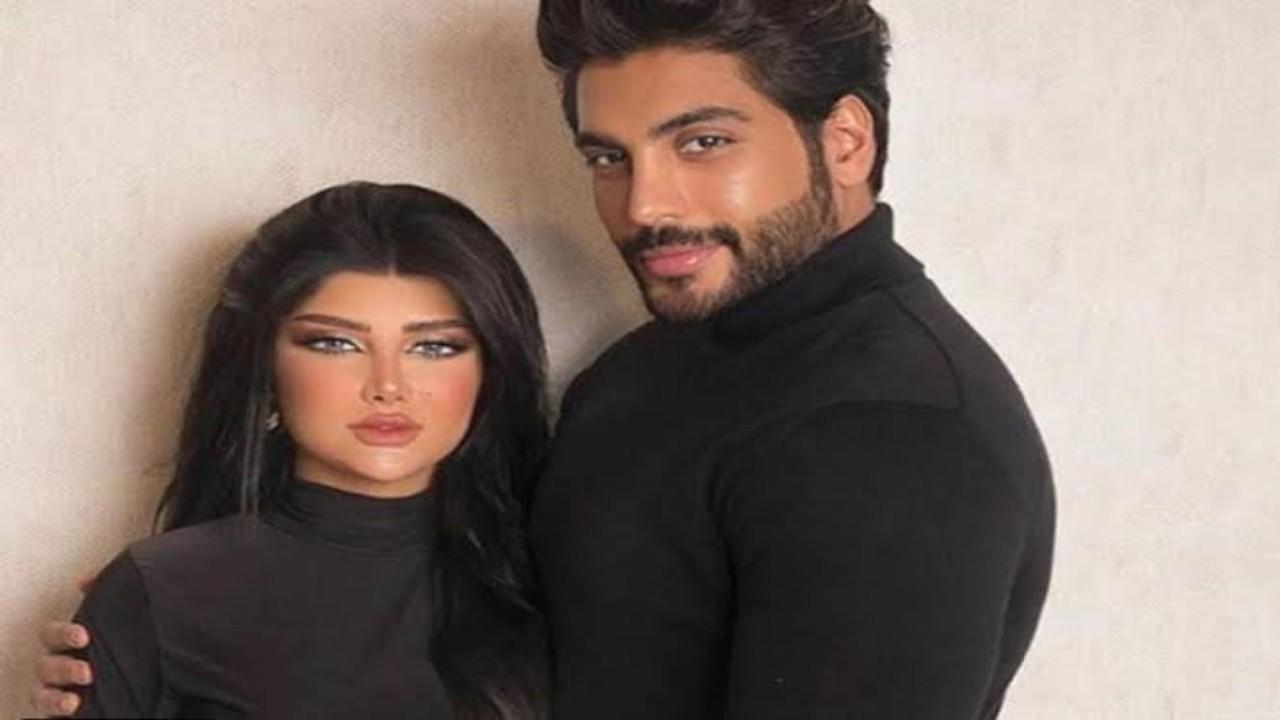 بالصورة.. أحمد السالم ينفصل رسمياً عن ملكة كابلي