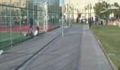 شاهد..مخالفات لتطبيق الإجراءات الاحترازية في حديقة عامة بالرياض