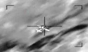 اعتراض طائرة مفخخة أطلقتها ميليشيات الحوثي باتجاه خميس مشيط