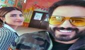رسالة رومانسية من عبدالله بوشهري إلى ليلى عبدالله تثير تساؤلات