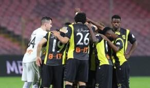 الاتحاد يمنح لاعبي الفريق مكافأة بعد فوزه على القادسية والوحدة