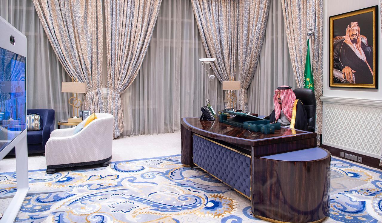 تعديل تنظيم الهيئة السعودية للمدن الصناعية ومناطق التقنية