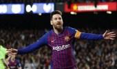 لابورتا ينقذ برشلونة من رحيل ميسي