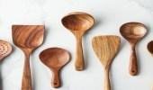 فوائد متعددة لاستخدام الملاعق الخشبية في الطهي