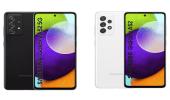 """بالصور.. هاتف سامسونج """"Galaxy A52"""" يخطف الأنظار"""