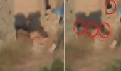 بالفيديو.. لحظة استهداف قناص حوثي في الحديدة