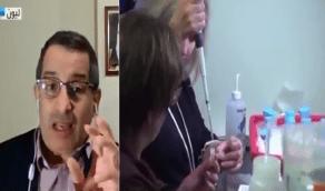 بالفيديو.. استشاري: لا يشترط إجراء فحص PCR قبل التطعيم بلقاح كورونا