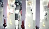بالفيديو.. فتاة تصطدم بمضخة وقود في محطة بجدة وسرعة العمال تحتوي الموقف