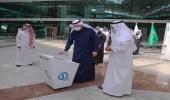 وزير البيئة يدشّن اندماج القطاعين الأوسط والشرقي تحت مظلة شركة المياه الوطنية