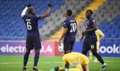منتخب فرنسا يحصد فوزه الأول بتصفيات كأس العالم