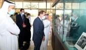 بالفيديو.. سفير فرنسا: لدينا علاقات تاريخية مع مكتبة الملك عبدالعزيز