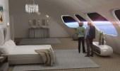 بالصور.. البدء في بناء أول فندق فضائي في العالم