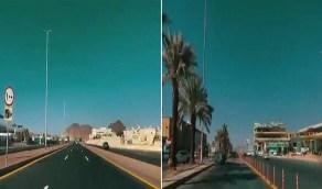 بالفيديو.. تحسينات جديدة بطريق الأمير نايف بالمدينة المنورة