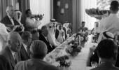 صورة نادرة للملك سعود في مدينة فرايبورغ الألمانية