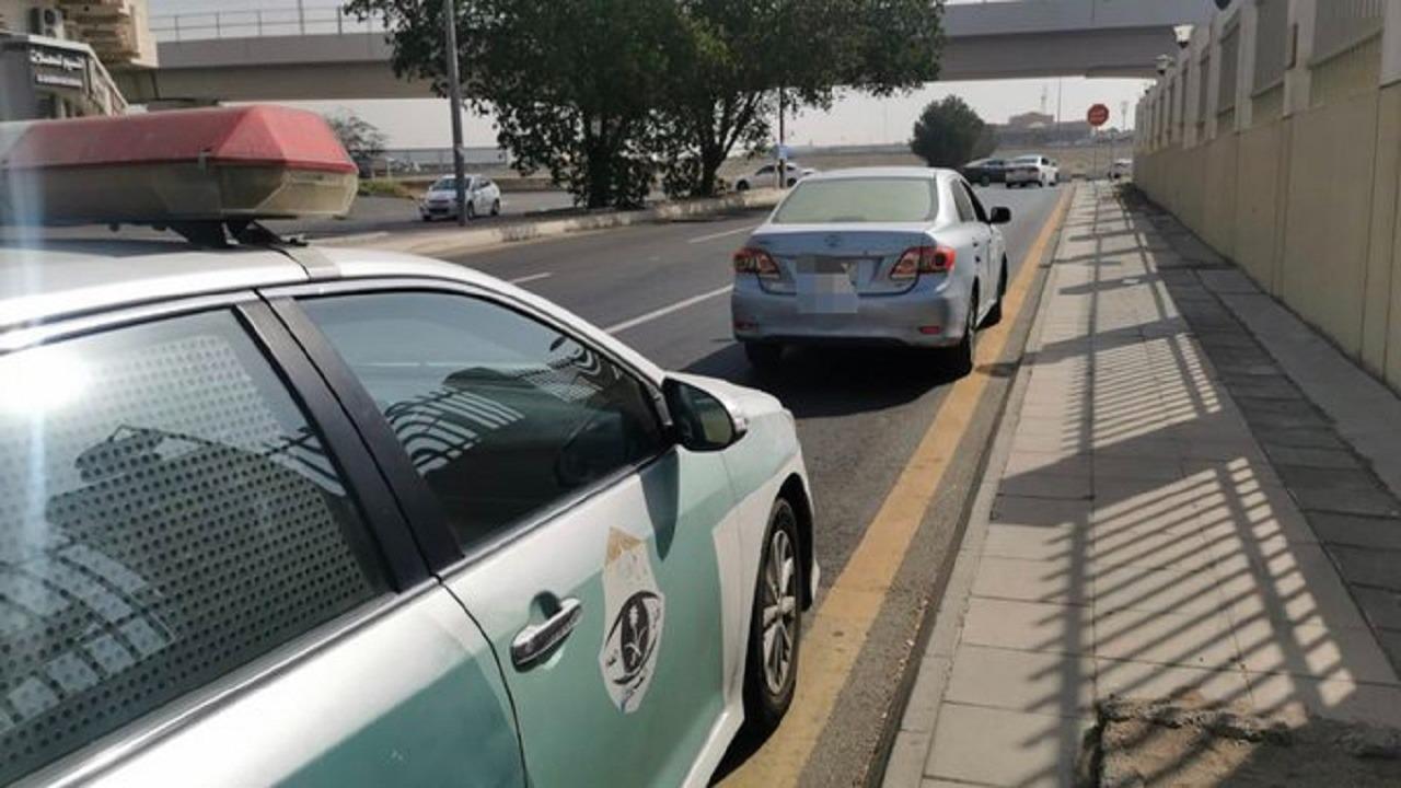 بالفيديو.. القبض على سائق مارس التفحيط وقاد مركبته بسرعة عالية بجدة
