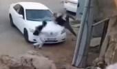 التحقيق في فيديو مشاجرة عنيفة بإحدى قرى جازان