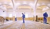 الشؤون الإسلامية تغلق مسجد مؤقتاً في تبوك بعد ثبوت إصابة بكورونا وإعادة فتح 9 مساجد