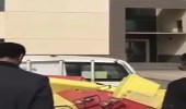 بالفيديو.. ضبط مقيمين قاما بسرقة بطاريات شحن أبراج الاتصالات بالمدينة المنورة